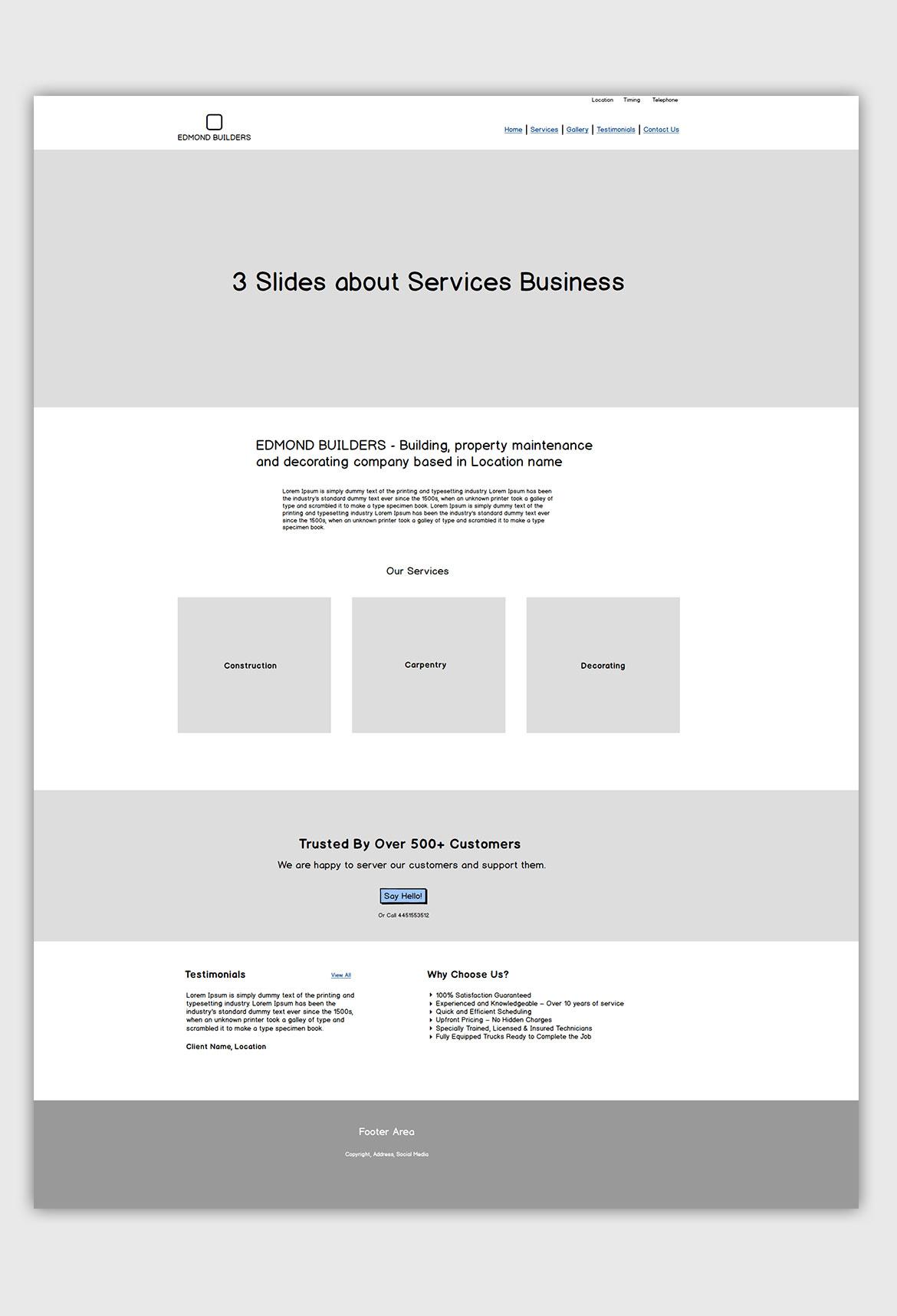 property-maintenace-company-web-design-uk-wireframe